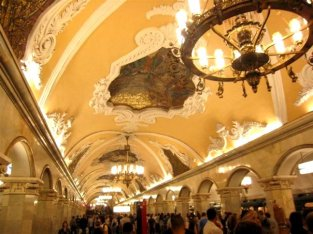 The Moscow Subway