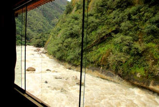 Room with a View - Aguas Calientes