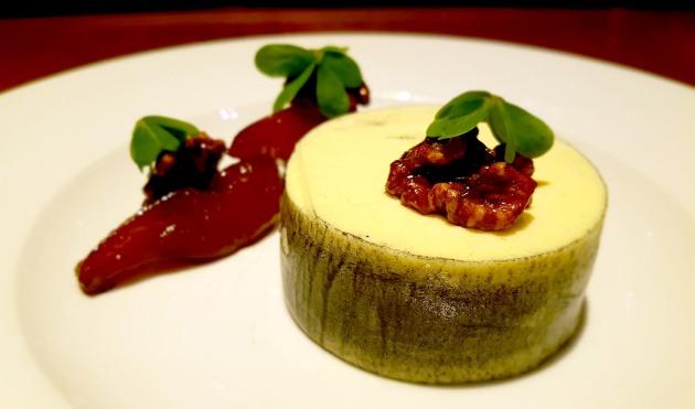 heston-blumenthal-dinner-melbourne-dessert-goats-cheesecake